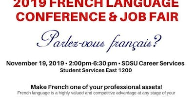 2019 French Language Conference & Job Fair