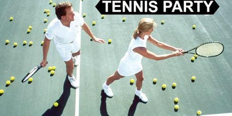 Long Island Singles Tennis Party - Outdoors All Ages/Beginners tickets
