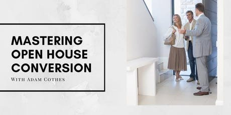 Mastering Open House Conversion tickets