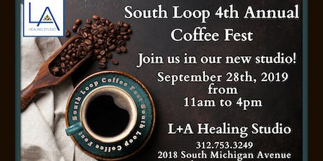 Coffee Fest 2019 tickets