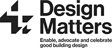 Design Matters National logo