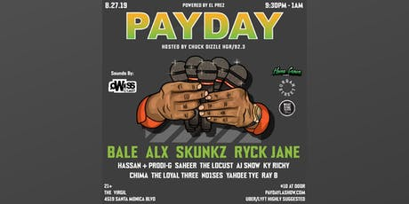 PayDay LA tickets