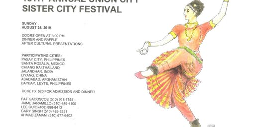 15th Annual Sister Cities Festival