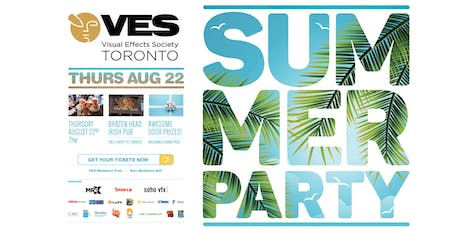 VES Summer Party 2019 tickets