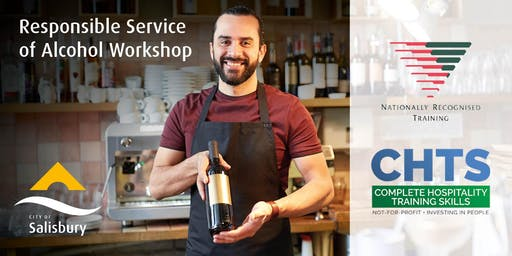 Responsible Service of Alcohol Workshop