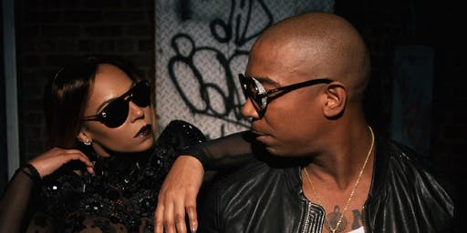 Ja Rule and Ashanti live in Concert
