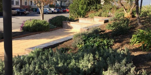 August Member Walk: Parks and Plants in the Dogpatch Green Benefit District
