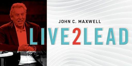 6th Annual Live-2-Lead          LIVE Simulcast