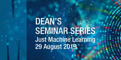 Dean's Seminar Series: Just Machine Learning tickets