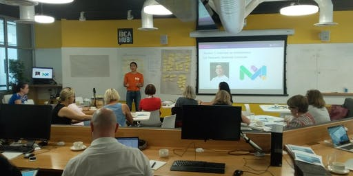 UQ IDEA HUB DISCOVERY PD FOR TEACHERS: Bringing business cases to life