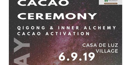 3rd Eye Cacao Alchemical Integration tickets
