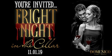 15th Annual Fright Night Halloween Party and Costume Contest tickets