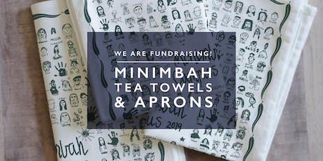 Minimbah Campus Tea Towels & Aprons tickets