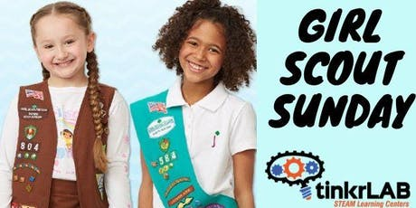 Girl Scout Sunday - October tickets
