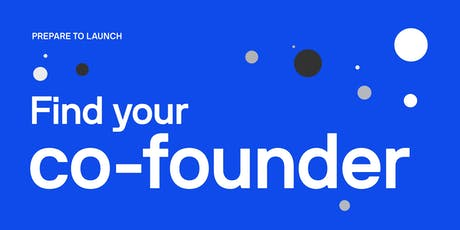 Find your co-founder tickets