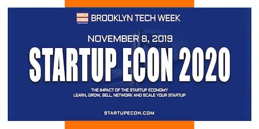Brooklyn Tech Week - STARTUP ECON 2020