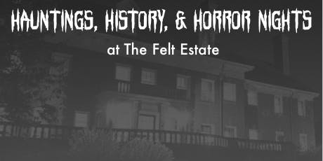 Hauntings, History, & Horror Nights