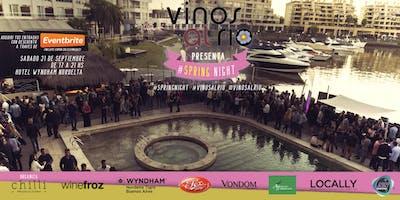 Vinos al Rio Presenta - Spring Nihgt - 2da Ed.