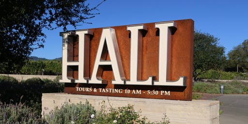 Hall Wines Tasting With Tony Gatti From Hall Wines