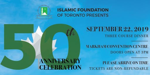 IFT 50th Anniversary Celebration