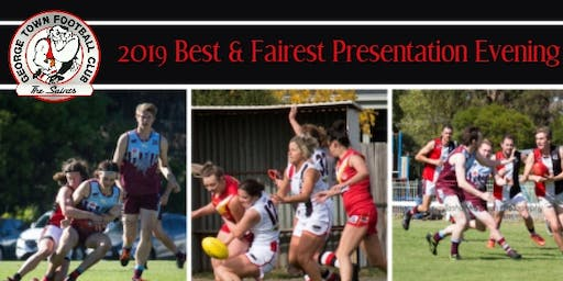 2019 Best and Fairest Presentation