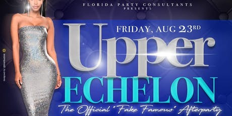 UF vs UM  Kick Off Party Upper Echelon  tickets