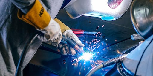 MIG Welder Beginner (August 2019)