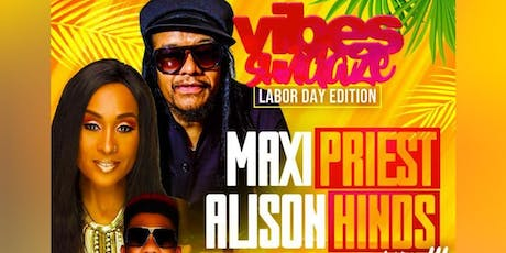 Alison Hinds & Maxi Priest Live! tickets