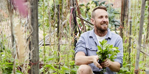 Meet the Author: In conversation with Paul West 'The Edible Garden' at Marion Cultural Centre