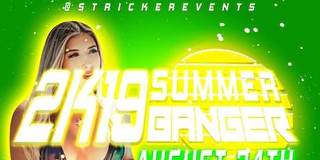 2K19 Summer Banger tickets