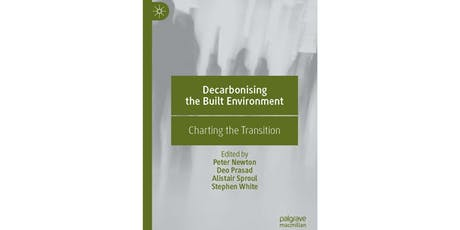 Book launch of Decarbonising the Built Environment: Charting the Transition tickets