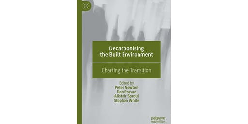 Book launch of Decarbonising the Built Environment: Charting the Transition