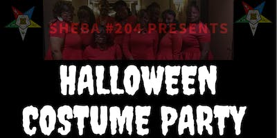 Sheba #204 Halloween Costume Party!