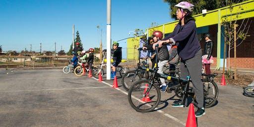 FREE Learn to Bike Classes