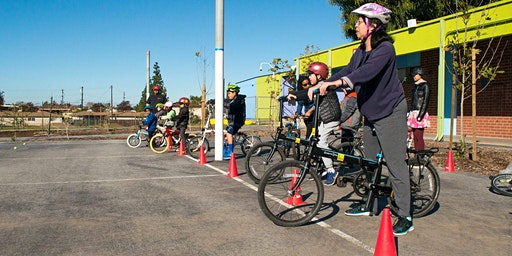 FREE Learn to Bike Classes