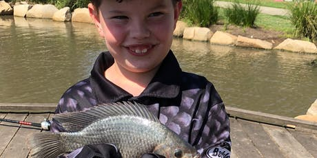 Canterbury Park - Family Pest Fishing Competition tickets