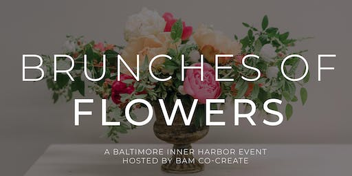 Brunches of Flowers