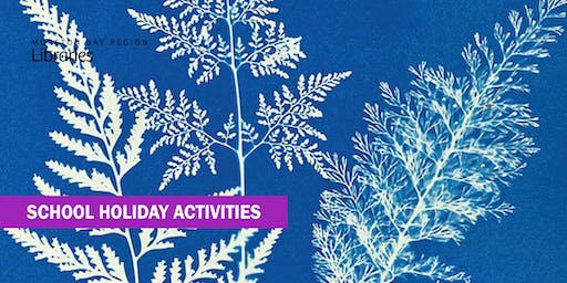 Cyanotype Printing (11-17 years) - Woodford Library