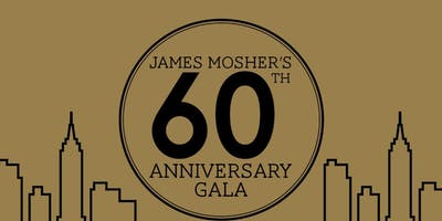 James Mosher's Baseball 60th Anniversary Gala