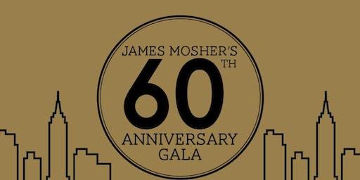 James Mosher's Baseball 60th Anniversary Gala