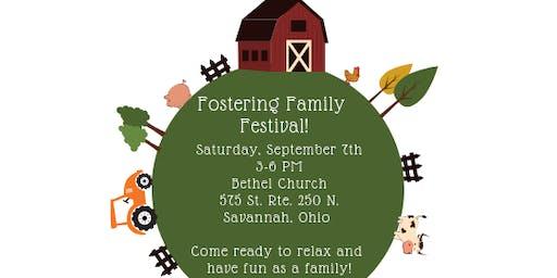 Fostering Family Festival