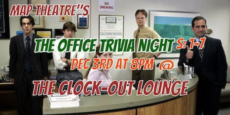 The Office (S.1-7) Trivia tickets