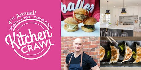 4th Annual Kitchen Crawl: A Judy Michaelis Event tickets