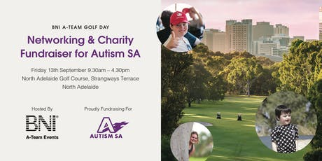 North Adelaide Golf Day | Networking & Charity Fundraiser for Autism SA tickets