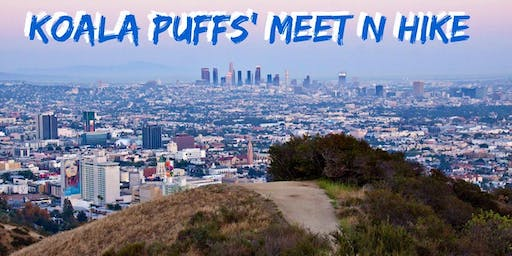 Koala Puffs' Meet N Hike