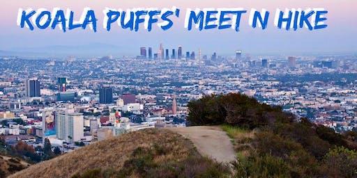 Koala Puffs' Meet N Hike