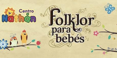 """Concierto """"Folklor para bebés"""" entradas"""