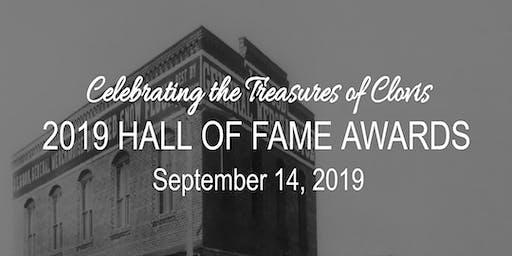 Clovis Hall of Fame Awards