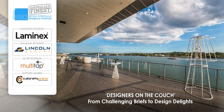 KBDi QLD Chapter Event: 'Designers on the Couch' tickets