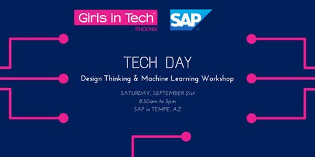 Tech Day - Design Thinking & Machine Learning Workshop  tickets